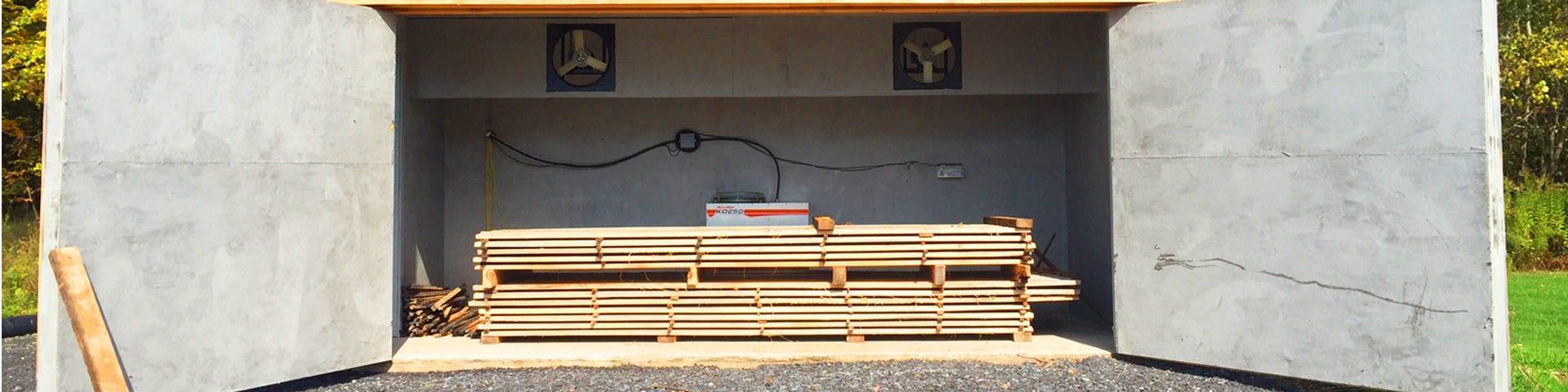 Hornos de Secado
