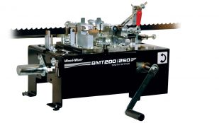 BMT200 Manual Dual Tooth Setter