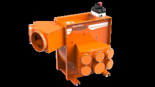 MD500 - Base de extractor de Aserrín